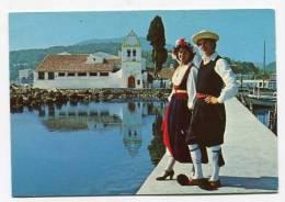 COSTUMES / TRACHTEN - AK133651 Greece - Corfu - Local Costumes - Costumes