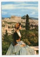 COSTUMES / TRACHTEN - AK133653 Greece - Grek Costumes - Amalia - Costumes