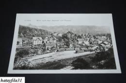 Schmalspurbanh Zittau -  OYBIN  ( Jonsdorf ) Bahnhof Oybin  /      ( 90 ) - Trenes