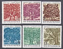 Bulgaria 1380-5   *   TREES - 1945-59 People's Republic