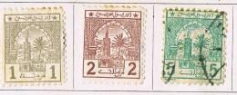 Poste Chérifienne  Maury 27-9 - Marokko (1891-1956)