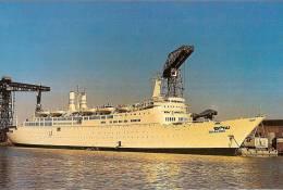 CPM 56 - Bateaux - PAQUEBOT SHALOM 1964 - Saint-Nazaire 44 Loire Atlantique - Paquebots