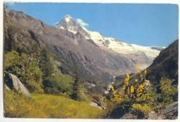 A LA FORCLA. Val D Hérens. Dent Blanche Et Glacier Ferpècle. - VS Valais