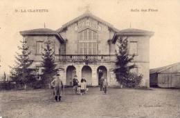 CPA - La Clayette - Salle Des Fêtes - France