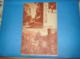 Ancien Guide Illustre VOIRON Chartreuse (Isere) - Rhône-Alpes