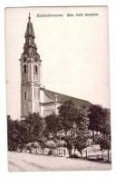 HONGRIE/Kiskundorozsma/Ro M Kath.templom/réf:2995 - Hongrie
