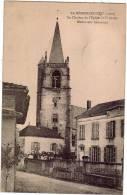 LA BENISSONS-DIEU/42/Le Clocher De L´Eglise(xv Siècle)Monument Historique/Ref:558 - France