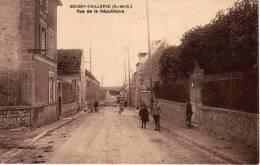 BOISSY-l'AILLERIE - Rue De La République - Boissy-l'Aillerie