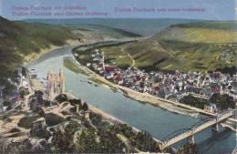 CPA - TRABEN TRARBACH - Château Grafinburg - Traben-Trarbach