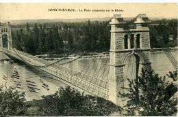 Jons Niévros  Pont Suspendu - Non Classificati
