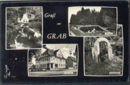 C4  /    Grab B. Mainhardt Erlach Murrhardt Backnang 1975 - Altri