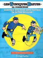Catalogue Tuniques Bleues Hachette 2011 - Lucky Luke