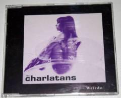 CD Single THE CHARLATANS : Weirdo - Rock