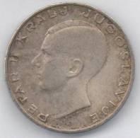 JUGOSLAVIA 20 DINARI 1938 AG - Jugoslavia
