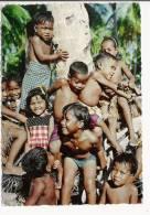 MICRONESIE ILES ELLICEE UNE GRAPPE DE PETITS ELLICIENS (TUVALU) - Tuvalu