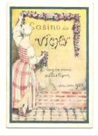 Programme Du Casino De VICHY Saison 1927 - Spectacle - Artistes - Musique - Opérette,...  (f6) - Programs