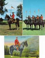 4 CP The Royal Canadian Mounted Police  (48532) - Alberta