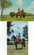 2 CP The Royal Canadian Mounted Police  (48533) - Alberta
