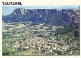 CPSM De TAUTAVEL (66270) : Vue Générale Du Village. - Sonstige Gemeinden
