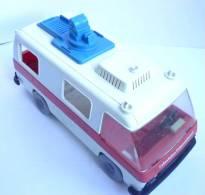 PLAYMOBIL RARE CAMION TV Incomplet - Playmobil