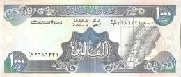 BILLETE DE EL LIBANO DE 1000 LIVRES  (BANKNOTE) - Líbano