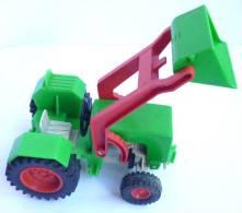 PLAYMOBIL  TRACTEUR PELLE 2 - Playmobil