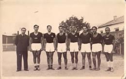BUCAREST / ROUMANIE : CLUB SPORTIF ARMÉNIEN - E.F.A. - ARMENIAN SPORT CLUB - CARTE ´VRAIE PHOTO´ - ANNÉE ~ 1925 (m-643) - Armenië