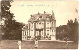 62 BLENDECQUES   CHATEAU DU HAMEL - France