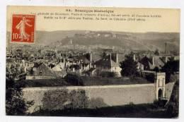 K20 - BESANCON - Vue Générale - Porte Et Remparts D'Arène (1914) - Besancon