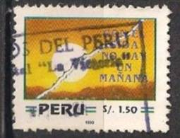 Peru. 1993. YT 1009. - Peru