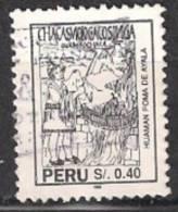 Peru. 1994. YT 1019. - Peru