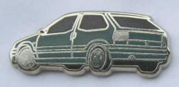 Pin's CITROEN ZX VERTE - Zamac - Starpin's - B1051 - Citroën