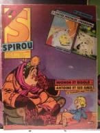 *SPIROU N°2482 DU 5 NOVEMBRE 1985. 1° PLAT DE MALIK - Spirou Magazine