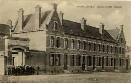 62-HENIN-LIETARD-Groupe Loubet-Garçons-animée,,, - Henin-Beaumont