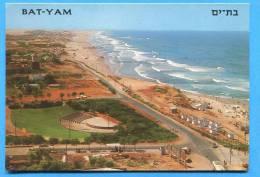 Israel. BAT- YAM. THE BEACH AND AMPHITHEATRE. Ed. PALPHOT 8818 - Israele