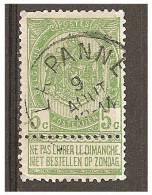 Mw-659       Ocb   56  LA PANNE - 1893-1907 Armoiries