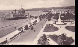 France Nice Le Palais de la Jetee et la Promenade des Anglais