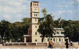 TOGO-Lomé-Le Temple-cpsm - Togo