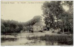 10-POLISY-La Seine Et Le Moulin- - Unclassified