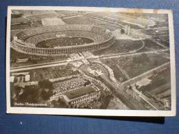 AK BERLIN Reichssportfeld Stadion Stadium Ca.1940  //  D*5370 - Germania