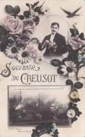 Souvenir Du CREUSOT (71) - Le Creusot