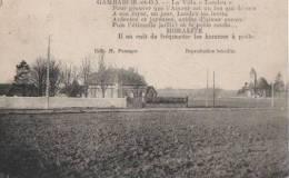 GAMBAIS ( La Villa  .LANDRU. .) - Montesson