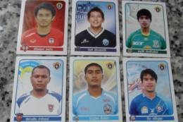Thai League Football, Calcio Non Panini Soccer - Stickers