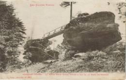 CPA SENONES (Vosges) - La Roche Mère Henri - Senones