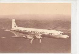 DOUGLAS DC 7 C - 1946-....: Moderne