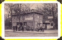 C P  N°14   Forêt De Sénart   -   Chalet De La Croix De Villeroy   -   78 YVELINES - Melun