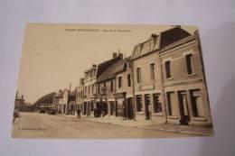 Villers-Bretonneux ,rue De La République - Villers Bretonneux