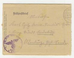 Deutsches Reich Feldpost