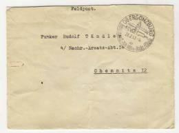 Deutsches Reich Feldpost 1941