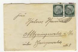 Deutsches Reich Michel No. 516 gestempelt used auf Brief